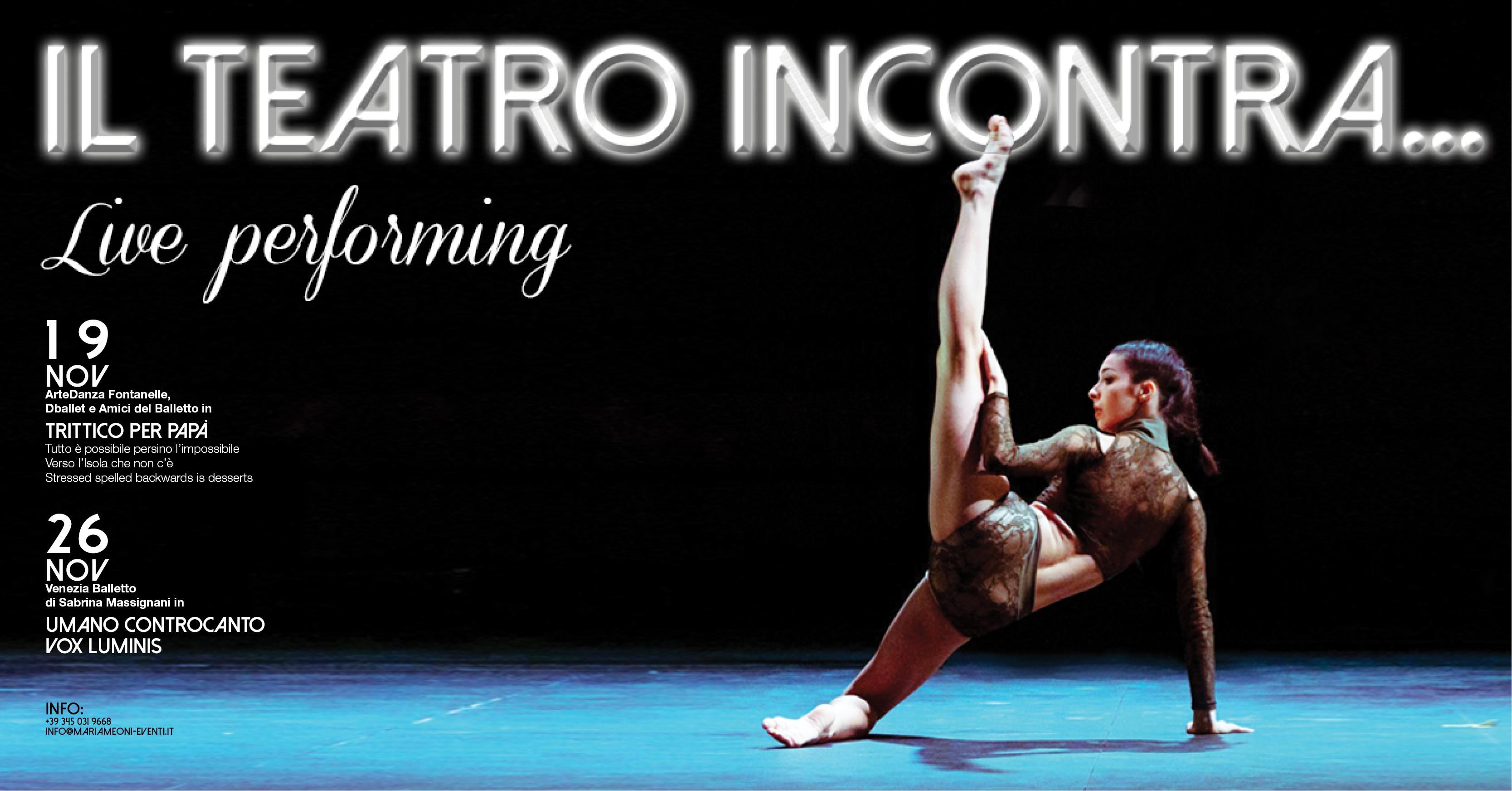 Teatro Incontra new