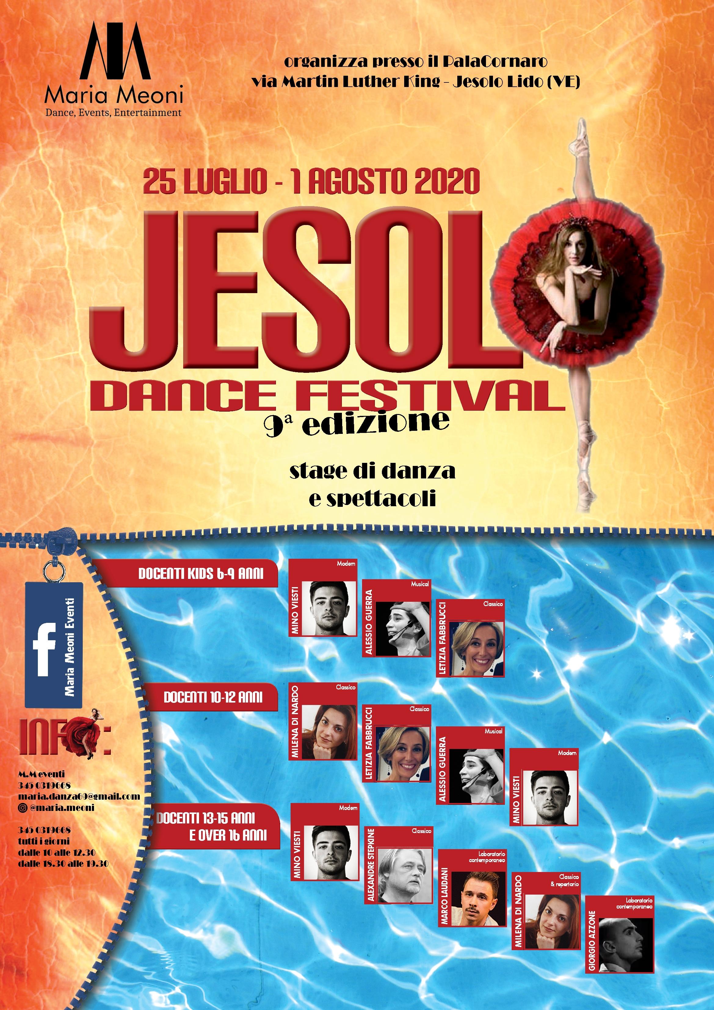 Jesolo Dance Festival 2020