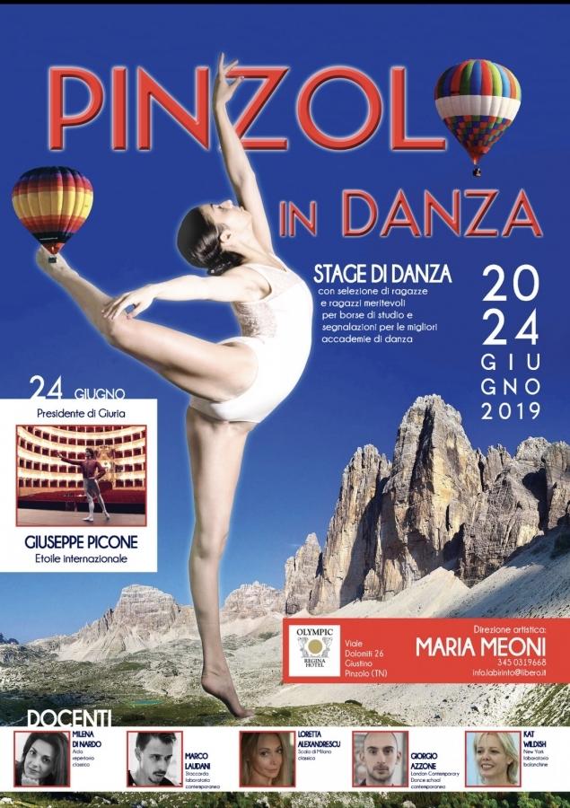 Pinzolo in Danza